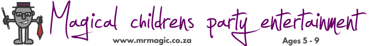 childrens birthday magician cape town
