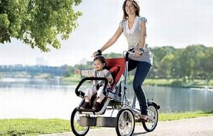 Choosing the right pram for baby